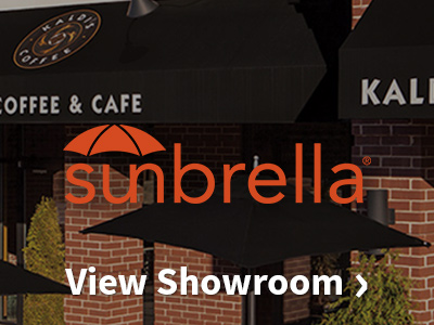Sunbrella Showroom Country Canvas Awnings