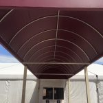 Meadows Casino Commercial Entry Way Awning